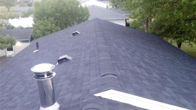 Complete Roof Replacement by Dynasty Remodeling LLC!