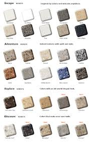 A Variety Of Countertop Colors To Choose From Here At Dynasty Remodeling LLC!