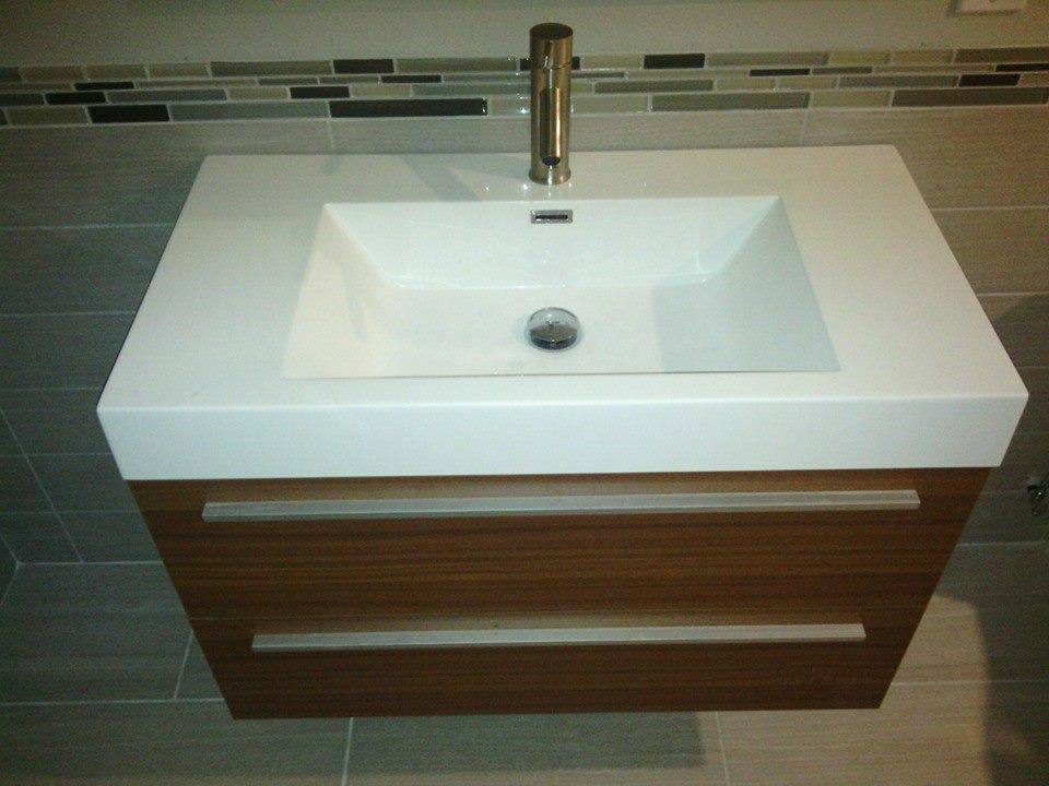 Custom Sink Installation & Custom Bathroom Contractors Dynasty Remodeling LLC.