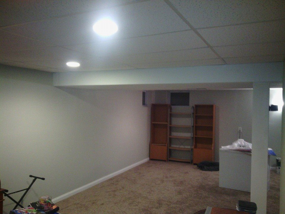 Basement Remodeling & Finish Work By Dynasty Remodeling LLC